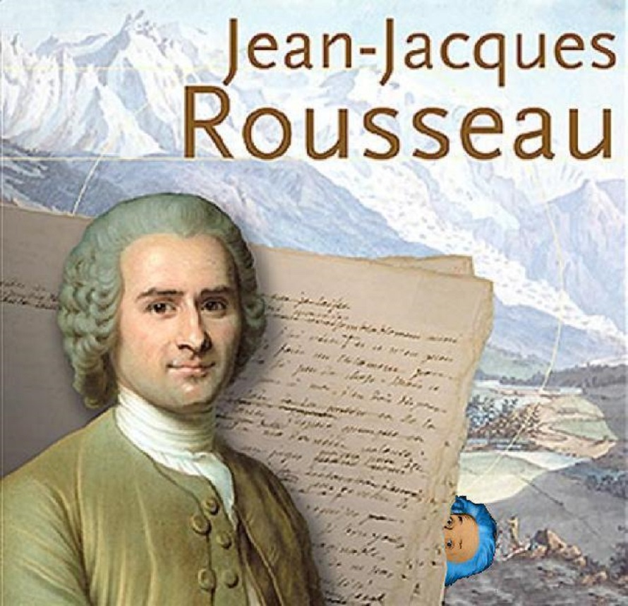 jean jacques rousseau assessment of human nature and legitimate government in his book the social co